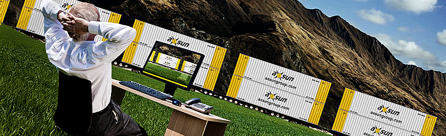Intermodal, rail transport, logistics and ltl and truckload freight shipping SAP technology
